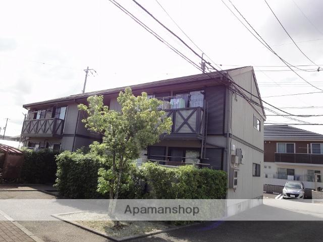 高知県高知市、入明駅徒歩20分の築22年 2階建の賃貸アパート