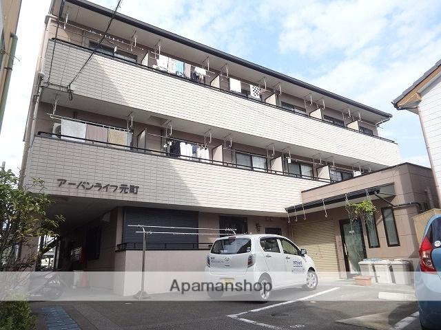 高知県高知市、旭駅徒歩2分の築13年 3階建の賃貸マンション
