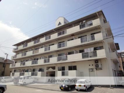 高知県高知市、高須駅徒歩9分の築25年 4階建の賃貸マンション