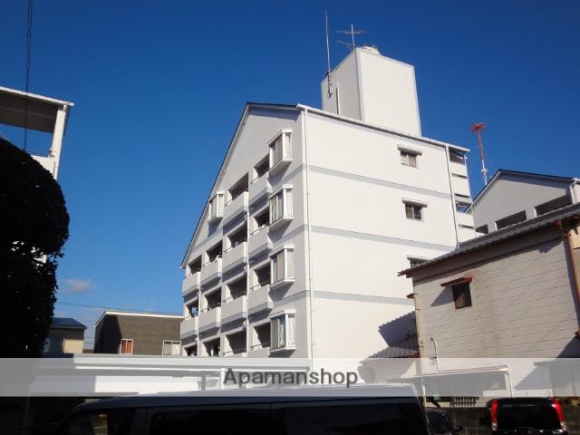 高知県高知市、田辺島通駅徒歩9分の築27年 5階建の賃貸マンション