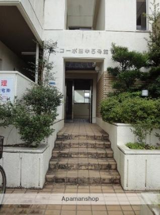 コーポ田中5号館[2LDK/48.63m2]のエントランス