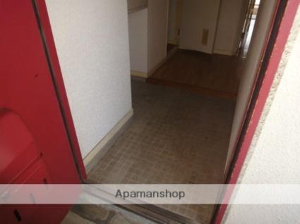 コーポ田中5号館[2LDK/48.63m2]の玄関