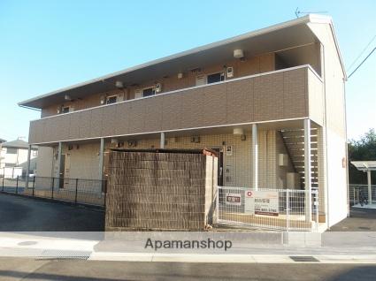 高知県南国市、後免町駅徒歩2分の築1年 2階建の賃貸アパート