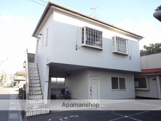 高知県高知市、曙町駅徒歩6分の築29年 2階建の賃貸アパート