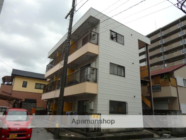 高知県高知市、知寄町三丁目駅徒歩5分の築28年 3階建の賃貸マンション