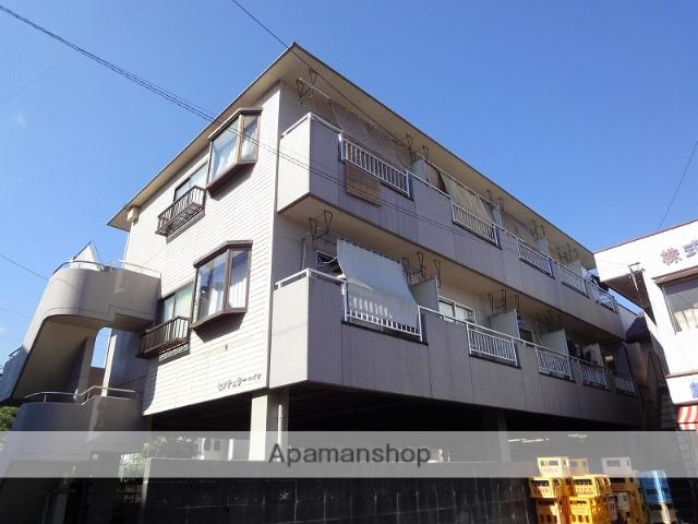 高知県高知市、薊野駅徒歩16分の築28年 3階建の賃貸マンション
