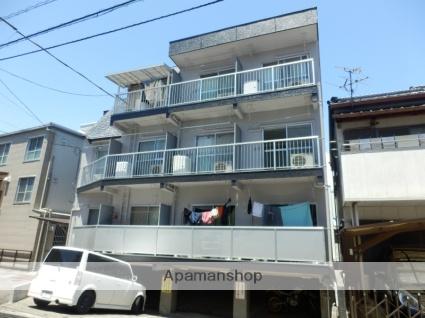 高知県高知市、高知駅徒歩10分の築33年 3階建の賃貸マンション