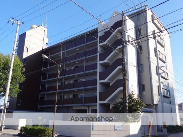 高知県高知市、知寄町一丁目駅徒歩12分の築30年 6階建の賃貸マンション