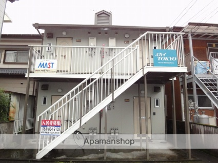 高知県高知市、曙町東町駅徒歩20分の築23年 2階建の賃貸アパート