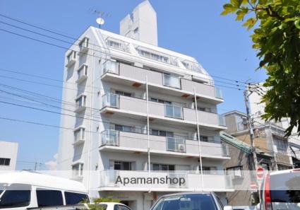 高知県高知市、堀詰駅徒歩8分の築26年 6階建の賃貸マンション