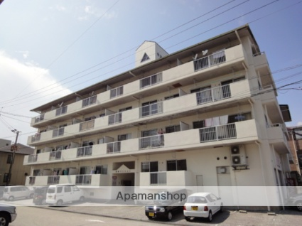 高知県高知市、高須駅徒歩9分の築26年 4階建の賃貸マンション