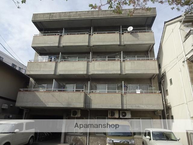 高知県高知市、桟橋通一丁目駅徒歩10分の築30年 4階建の賃貸マンション