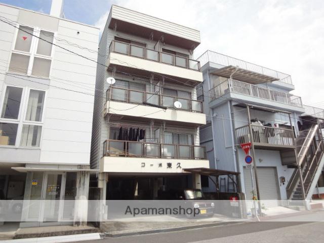 高知県高知市、高須駅徒歩2分の築27年 4階建の賃貸マンション