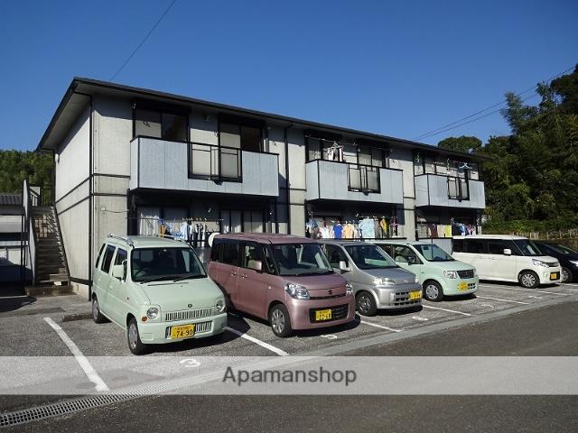 高知県高知市、土佐大津駅徒歩9分の築20年 2階建の賃貸アパート