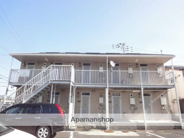 高知県高知市、旭町三丁目駅徒歩5分の築27年 2階建の賃貸アパート