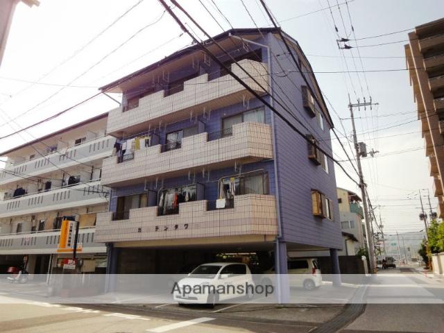 高知県高知市、田辺島通駅徒歩12分の築24年 4階建の賃貸マンション