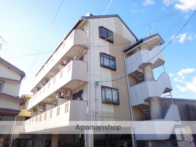 高知県高知市、高須駅徒歩2分の築23年 4階建の賃貸マンション