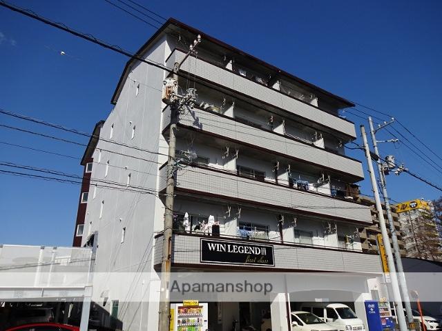 高知県高知市、高知駅徒歩8分の築29年 5階建の賃貸マンション