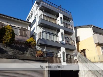 高知県高知市、旭駅徒歩7分の築27年 4階建の賃貸アパート