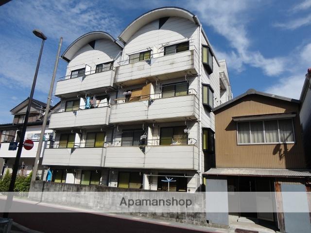 高知県高知市、入明駅徒歩4分の築19年 4階建の賃貸マンション