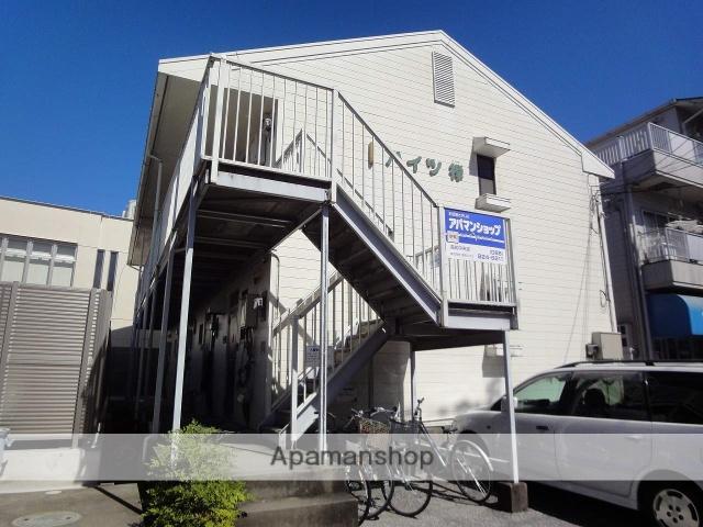 高知県高知市、旭町三丁目駅徒歩4分の築29年 2階建の賃貸アパート
