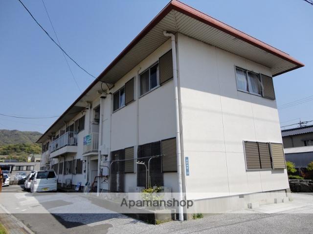 高知県高知市、薊野駅徒歩7分の築27年 2階建の賃貸アパート
