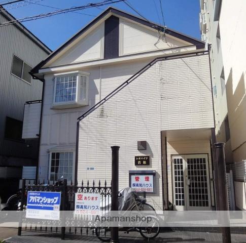 高知県高知市、知寄町三丁目駅徒歩10分の築25年 2階建の賃貸アパート