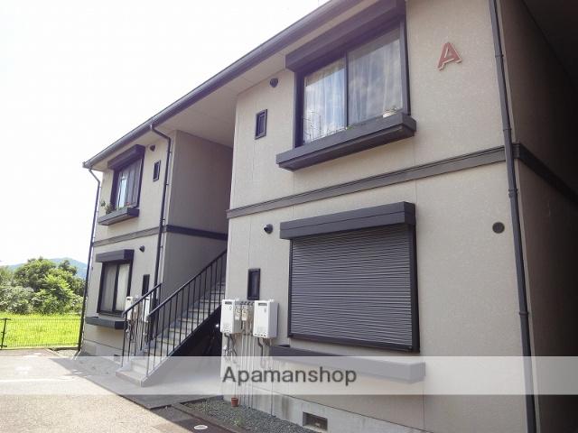 高知県高知市、朝倉駅徒歩12分の築20年 2階建の賃貸アパート