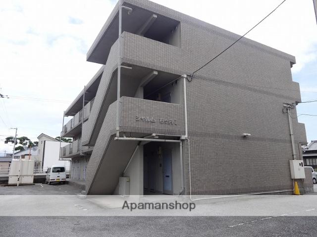 高知県南国市、後免町駅徒歩5分の築18年 3階建の賃貸マンション