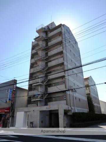 高知県高知市、宝永町駅徒歩8分の築20年 8階建の賃貸マンション