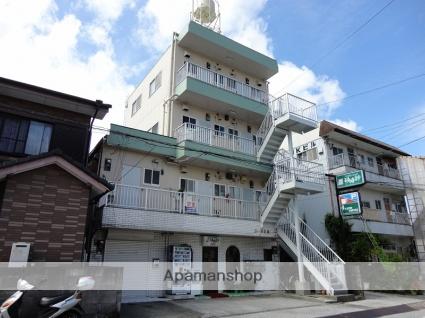 高知県高知市、高須駅徒歩7分の築29年 4階建の賃貸マンション