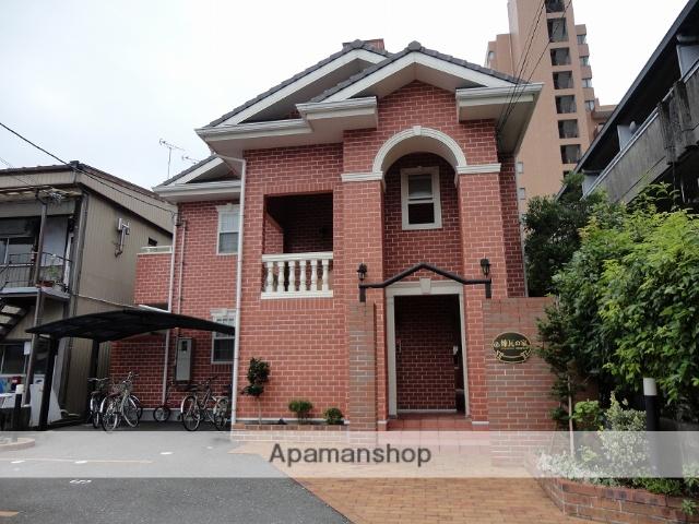 高知県高知市、宝永町駅徒歩8分の築9年 2階建の賃貸アパート
