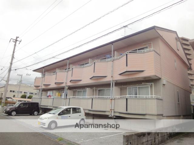 高知県高知市、舟戸駅徒歩10分の築22年 2階建の賃貸アパート