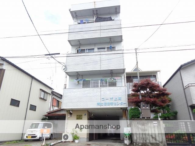 高知県高知市、上町二丁目駅徒歩3分の築27年 4階建の賃貸マンション