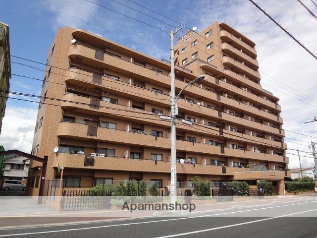 高知県高知市、高知駅徒歩11分の築25年 11階建の賃貸マンション