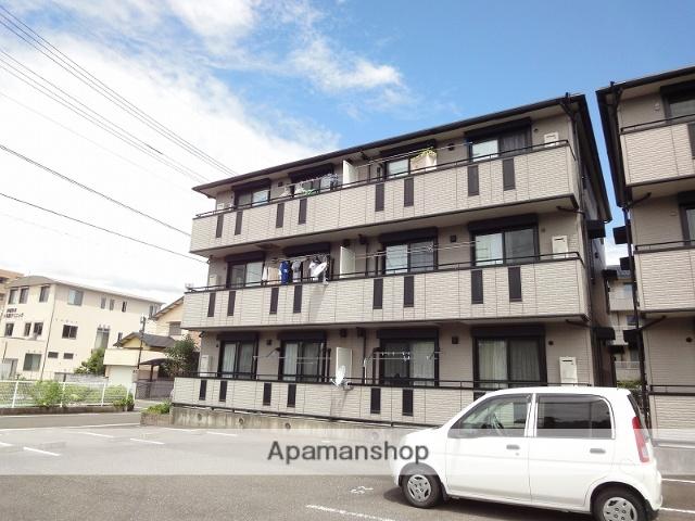 高知県高知市、知寄町三丁目駅徒歩11分の築13年 3階建の賃貸アパート