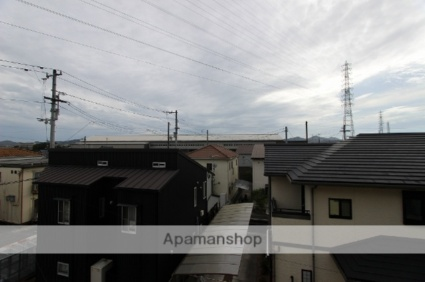 グランドステージ一宮中町[3DK/55.52m2]の眺望