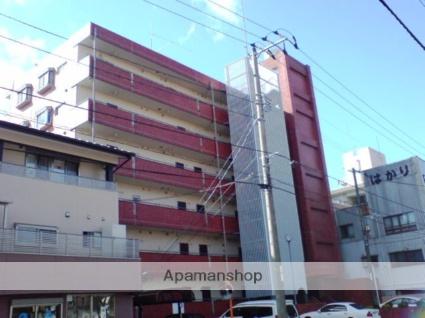 高知県高知市、知寄町駅徒歩6分の築37年 6階建の賃貸マンション
