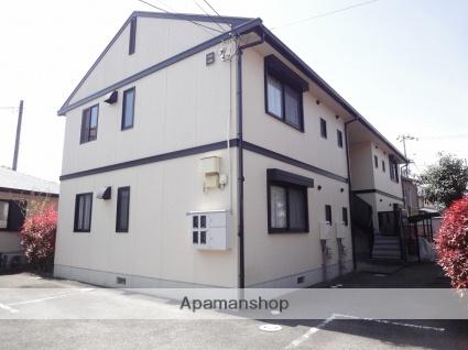 高知県高知市、朝倉駅徒歩20分の築21年 2階建の賃貸アパート