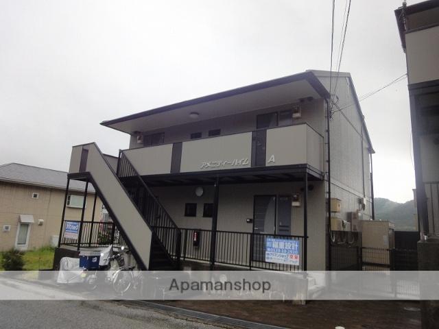 高知県高知市、北浦駅徒歩17分の築16年 2階建の賃貸アパート