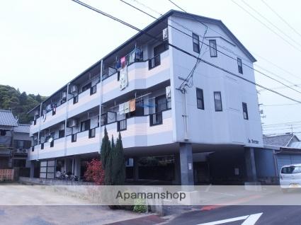 高知県高知市、梅の辻駅徒歩8分の築14年 3階建の賃貸アパート