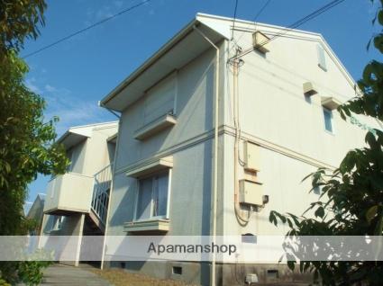 高知県高知市、入明駅徒歩9分の築25年 2階建の賃貸アパート