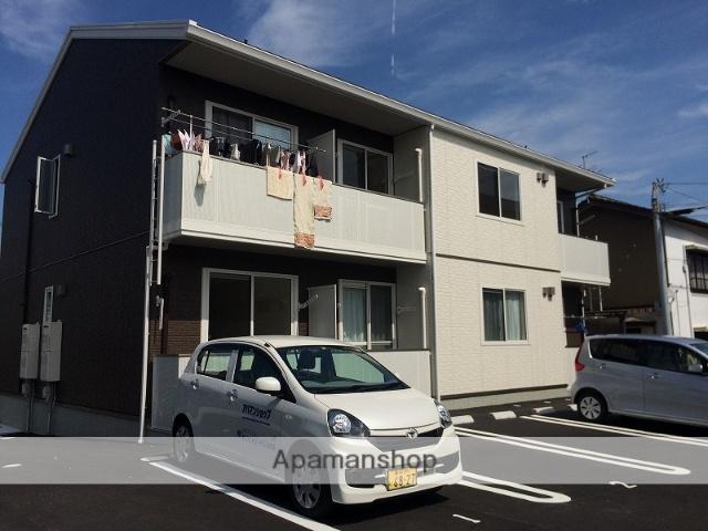 高知県高知市、円行寺口駅徒歩11分の築2年 2階建の賃貸アパート