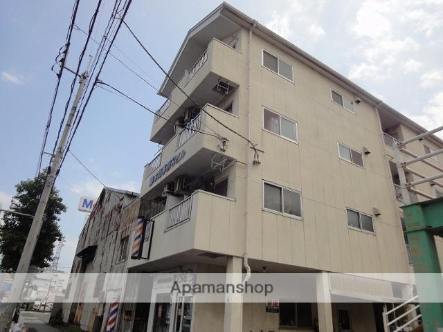 高知県高知市、知寄町駅徒歩7分の築24年 3階建の賃貸マンション