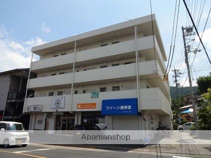 高知県高知市、桟橋通二丁目駅徒歩17分の築40年 4階建の賃貸マンション