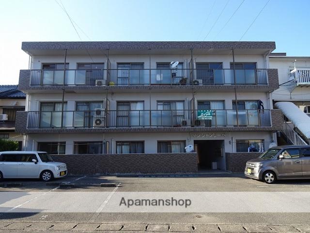 高知県高知市、鴨部駅徒歩12分の築18年 3階建の賃貸マンション