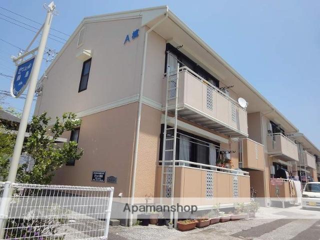 高知県高知市、鹿児駅徒歩14分の築27年 2階建の賃貸アパート