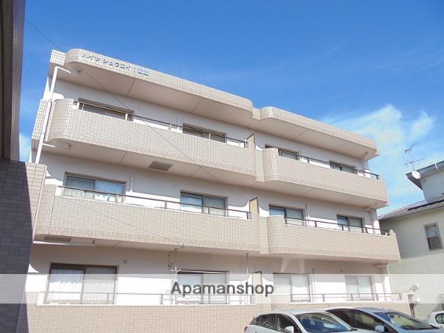 高知県高知市、土佐一宮駅徒歩5分の築15年 3階建の賃貸マンション