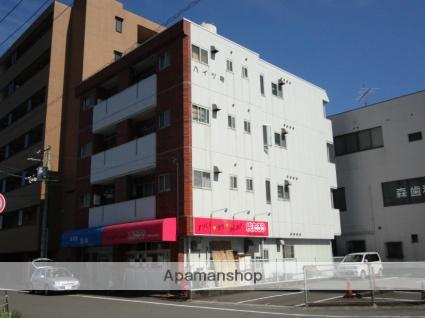高知県高知市、高知駅徒歩5分の築32年 4階建の賃貸マンション