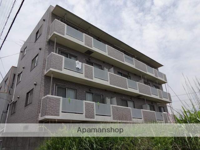 高知県高知市、桟橋通一丁目駅徒歩6分の築12年 4階建の賃貸マンション